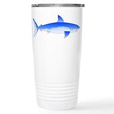 Shortfin Mako Shark Stainless Steel Travel Mug
