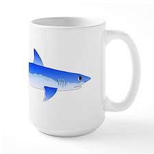 Shortfin Mako Shark Large Mug