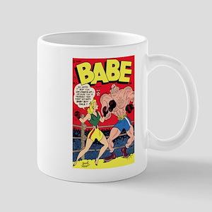 Babe Comics #7 Mug
