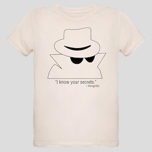 Incognito V2.0 Organic Kids T-Shirt