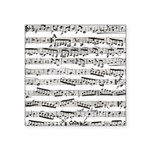Music notes Square Sticker 3