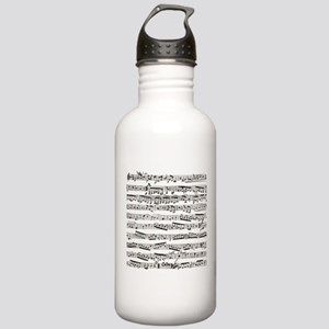 Music notes Stainless Water Bottle 1.0L