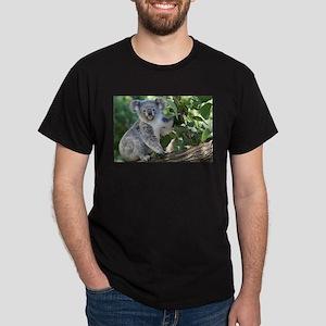 Cute koala Dark T-Shirt