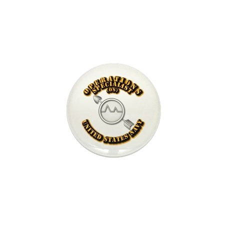 Navy - Rate - OS Mini Button