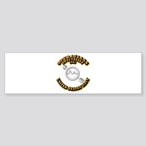 Navy - Rate - OS Sticker (Bumper)