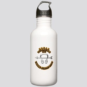 Navy - Rate - ST Stainless Water Bottle 1.0L