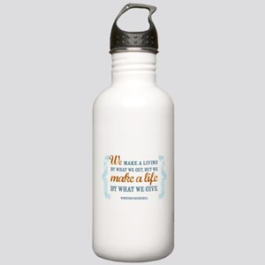Make a Life Stainless Water Bottle 1.0L