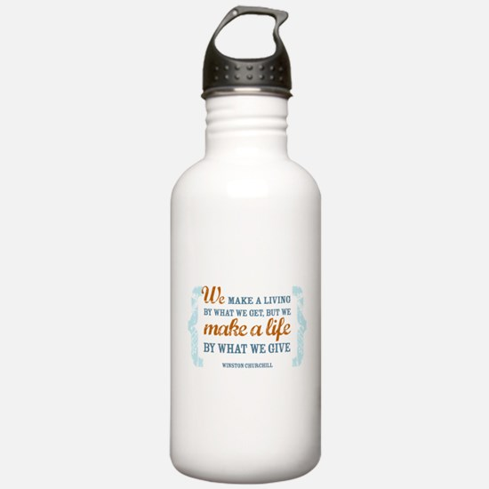 Make a Life Water Bottle