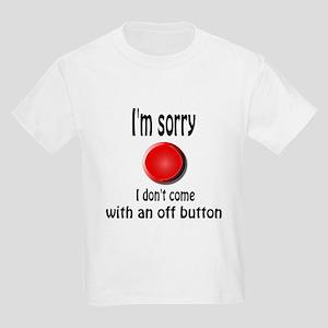 offbutton Kids Light T-Shirt