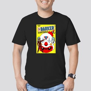 The Barker Comics #1 Men's Fitted T-Shirt (dark)