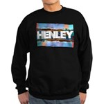 Henley Beach Sweatshirt (dark)