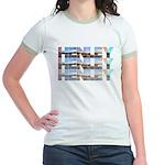 Henley Beach Jr. Ringer T-Shirt