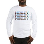 Henley Beach Long Sleeve T-Shirt