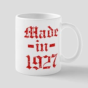 Made In 1927 Mug