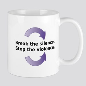 Break the silence Mug
