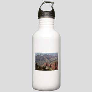 Grand Canyon, Arizona 2 (with caption) Stainless W