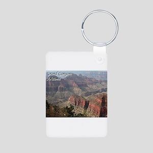 Grand Canyon, Arizona 2 (with caption) Aluminum Ph
