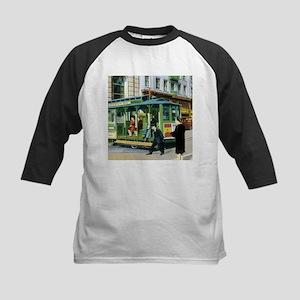 Vintage San Francisco Cable Car Kids Baseball Jers