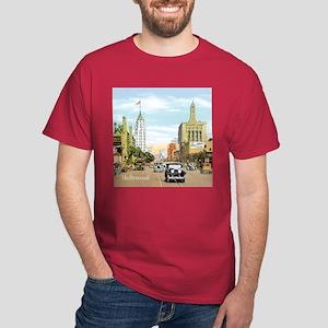 Vintage Hollywood Dark T-Shirt