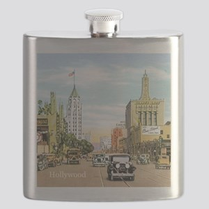 Vintage Hollywood Flask