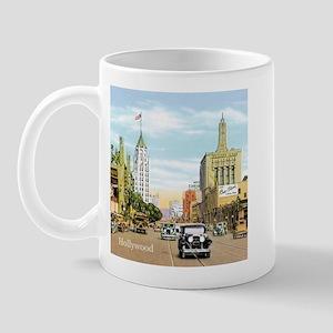 Vintage Hollywood Mug