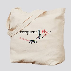 Frequent Flyer Tote Bag