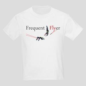 Frequent Flyer Kids Light T-Shirt
