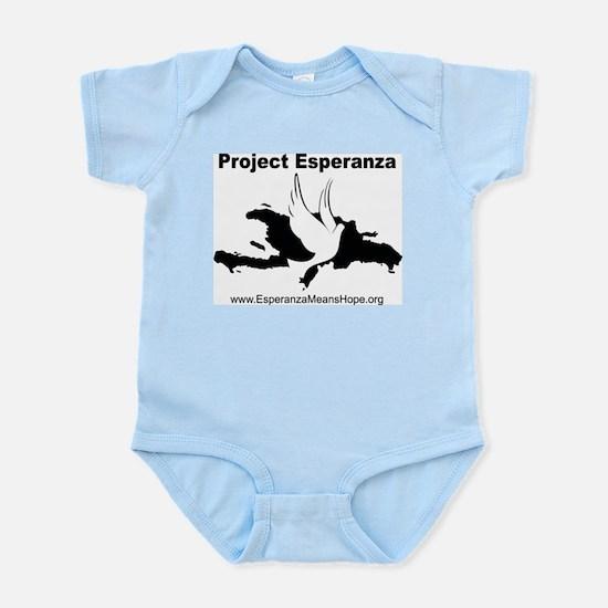 Project Esperanza Apparel and More Infant Bodysuit