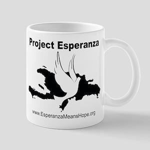 Project Esperanza Apparel and More Mug