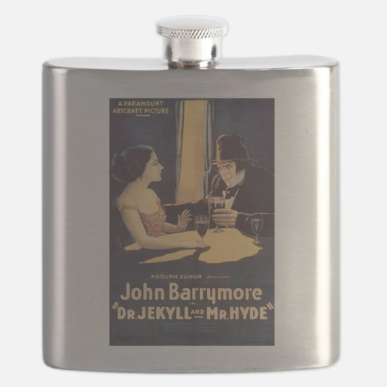 Dr. Jekyll and Mr. Hyde 1920 Flask
