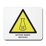 Active Nano-Devices Mousepad
