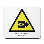 Autonomous Device Mousepad