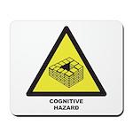 Cognitive Hazard Mousepad
