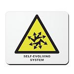 Self-Evolving System Mousepad