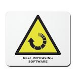 Self-Improving Software Mousepad