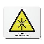 Stable Strangelets Mousepad