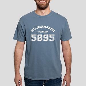 kilimanjaro2 Mens Comfort Colors Shirt