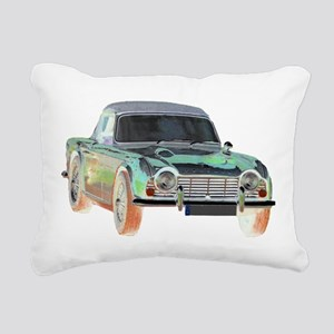TR4mod Rectangular Canvas Pillow