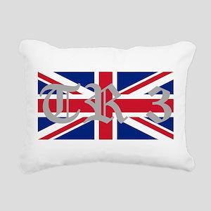 TR3 Rectangular Canvas Pillow
