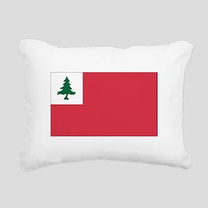 Continental Flag Rectangular Canvas Pillow