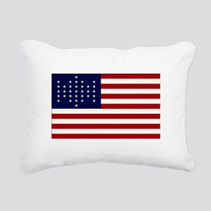 The Union Civil War Rectangular Canvas Pillow