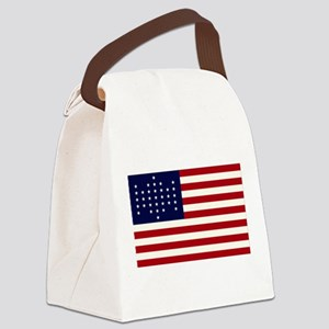 The Union Civil War Canvas Lunch Bag