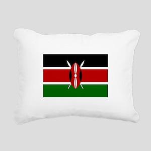 Kenya Rectangular Canvas Pillow