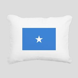 Somalia Rectangular Canvas Pillow