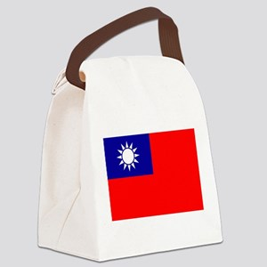 the_Republic_of_China Canvas Lunch Bag