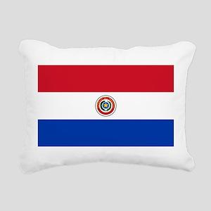 Paraguay.ng Rectangular Canvas Pillow
