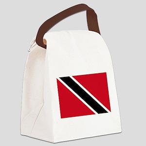 Trinidad_and_Tobago Canvas Lunch Bag