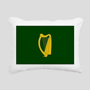 Irish Flag 2 Rectangular Canvas Pillow