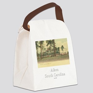Park in thepines2 Canvas Lunch Bag