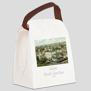 Birdseye2 Canvas Lunch Bag
